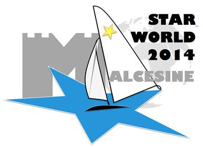 Star Class World Championship - Malcesine 2014