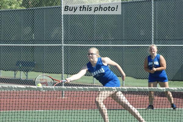 BBE girls' tennis v. LPGE/USA