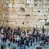Shabbat Night at the Western Wall, Jerusalem