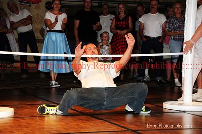Sock Hop at Circus Circus 8-7-2013