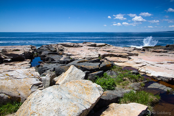 the magic of the Schoodic Peninsula, Acadia National Park