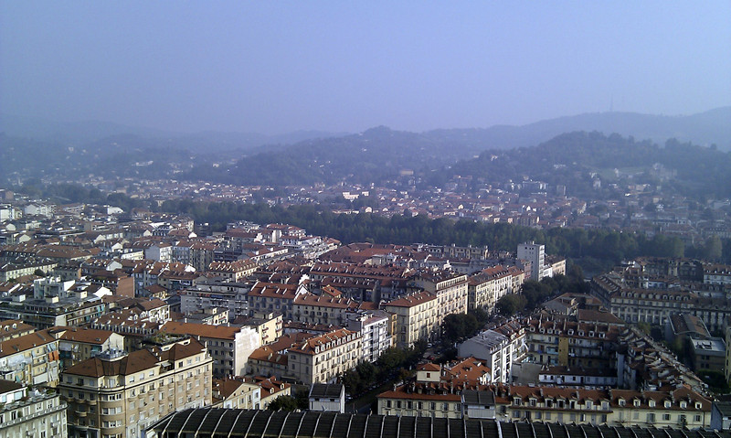 Another view of Turin
