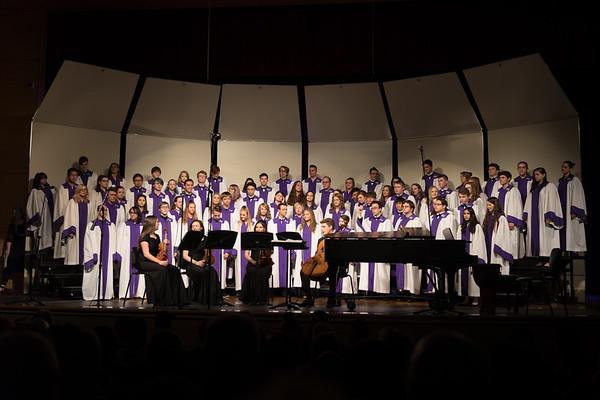 Arvada West Choir Spring Concert 04-05-2019
