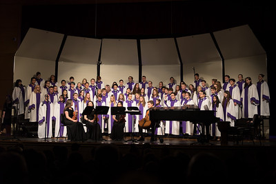 Arvada West Choir Spring Concert 04-05-2019