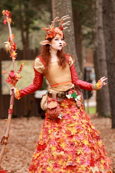 Sherwood Forest Faire 2016 - opening Saturday