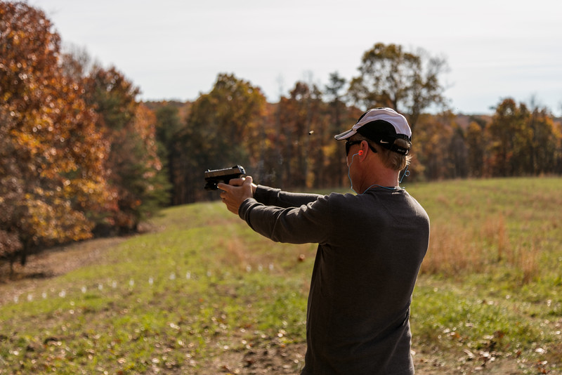 Uncle Brad Shooting