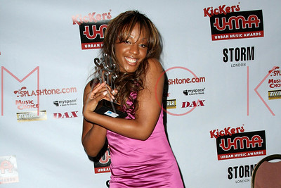 New York, NY - July 07:  2007 Urban Music Awards.