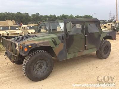 M1038 1989 HMMWV