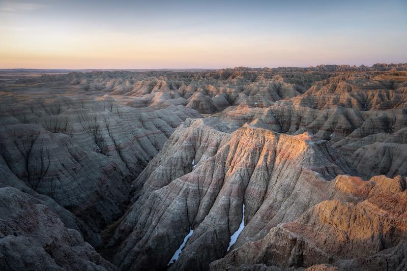 Glistening Grounds || Big Badlands Overlook