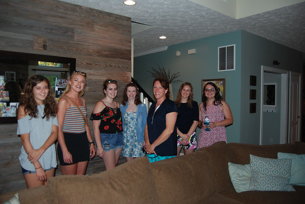 Grad Party and 18th Birthday