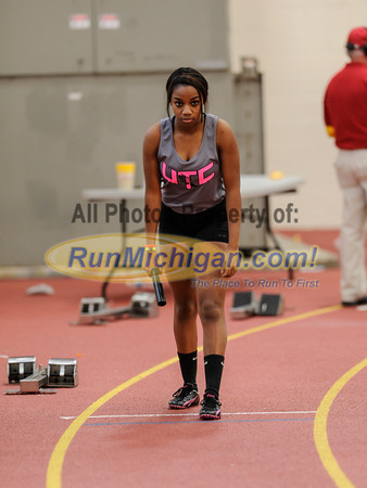 Girls' 4x400 Relay - 2014 MITS State Meet