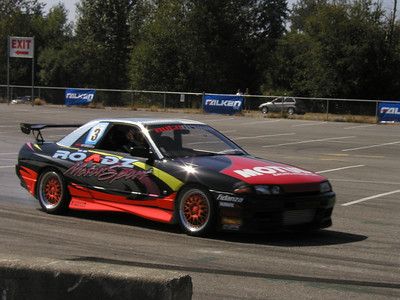 Driftfest - Vancouver BC - August 2005