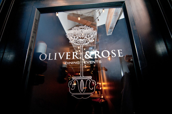 UCSD Holiday - Oliver & Rose Private Event Venue, Gaslamp San Diego