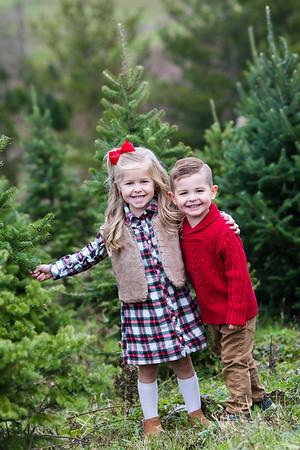 Presley & Ryder - Christmas 2020
