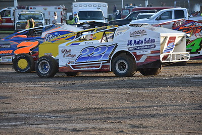 """8/23/18 Grandview Speedway """"Thunder on the Hill"""" (All Star Circuit of Champions)"""