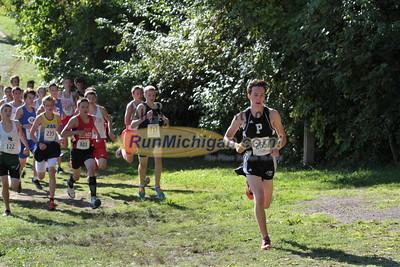 Open Men/HS - 2015 Running Fit-Detroit Titan XC Invitational