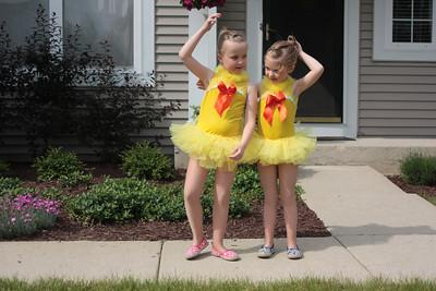 Abby and Emily's Dance Recital 2013