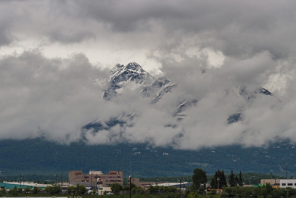 Alaska Mountains 2012