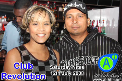 Club Revolution - 12th July 2008