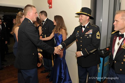 Georgetown ROTC Military Ball, 22 APR 16