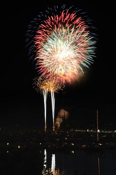 Lorain Fireworks 2011