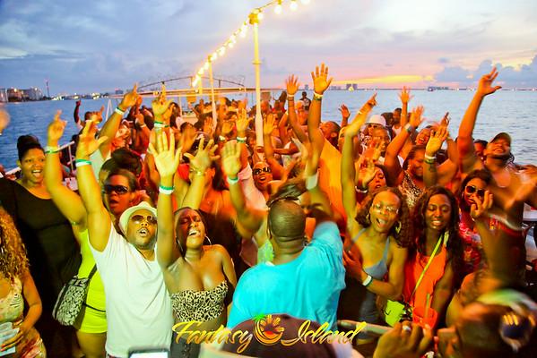 Fantasy Island Cancun 2014 - Day 3