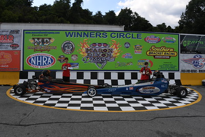 Junior Dragster Divisional