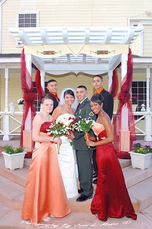 2009-11-14 Jennifer & Michael's Wedding