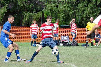 U15 Boys 2013 NOSO Cup (2 games)