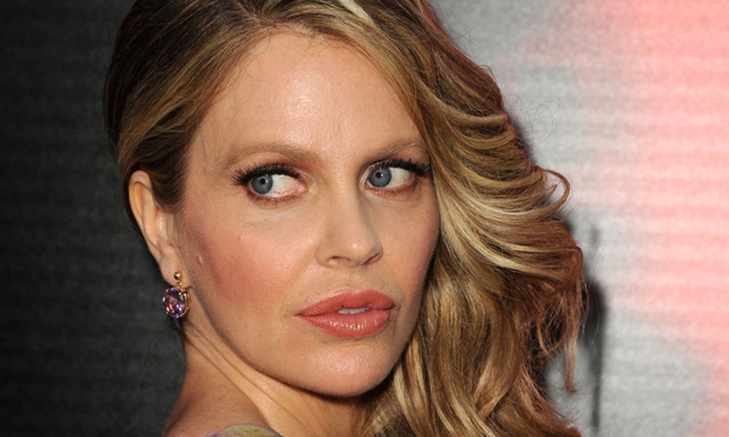 """. Actress and Wisconsin native Kristin Bauer van Straten of �True Blood� is 49. She also appears in �The Secret Life of the American Teenager� and was the girlfriend Jerry called \""""Man-Hands\"""" on \""""Seinfeld.\"""" (Getty Images: Kevin Winter)"""