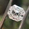 2.39ct Antique Asscher/Square Emerald Cut Diamond, GIA D/IF 10