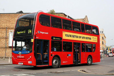 20. 11 Reg Buses around the UK