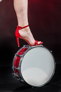 Drum Art Photographs in Color for Prints