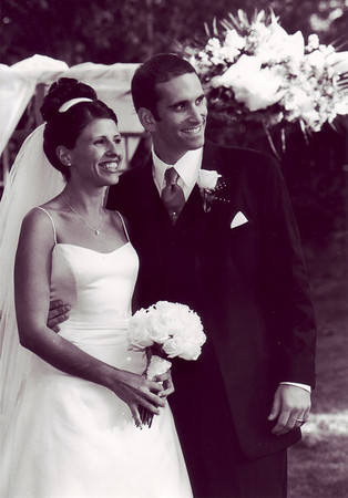 Mike & Ruthie's Wedding, October 6, 2001