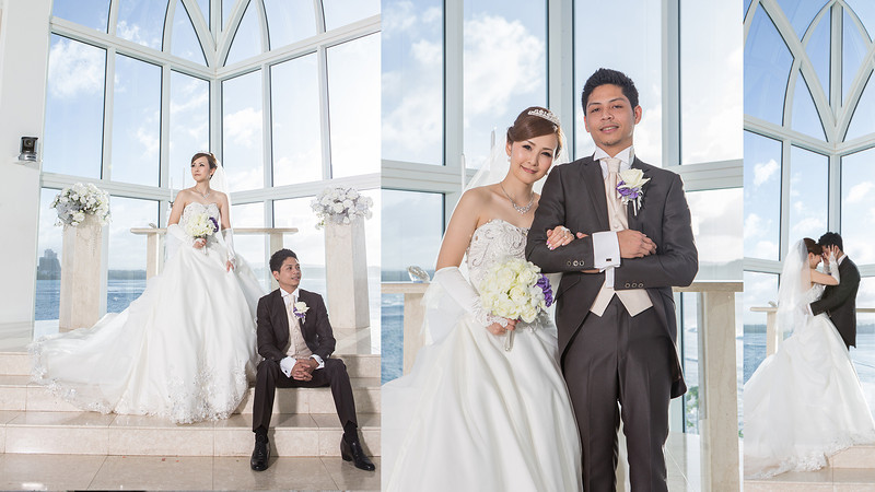 CHRIS & MIZUE WEDDING