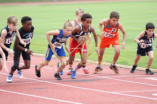 2017 AAU RegQual :Boys 3000m
