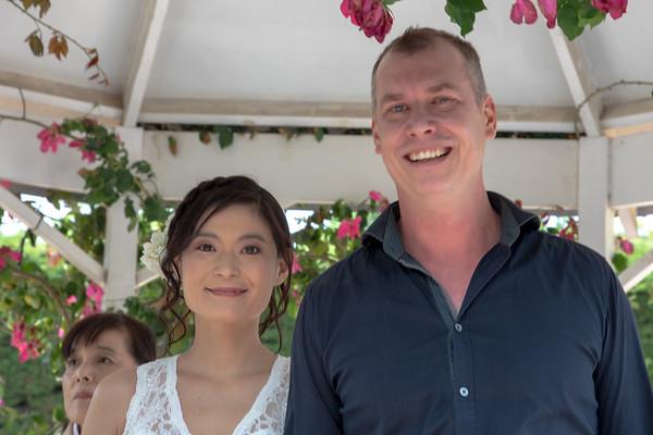 2019 Wedding - Stephen and Ayumi