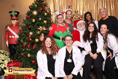 Cleveland Clinic Holiday Celebration 2019