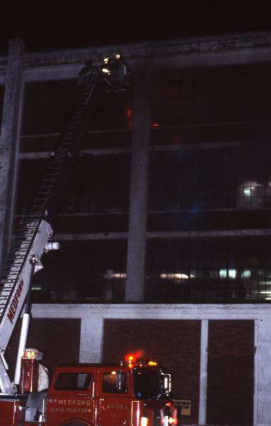 2/1/1979 - MEDFORD, MASS - WORKING FIRE 200 BOSTON AV