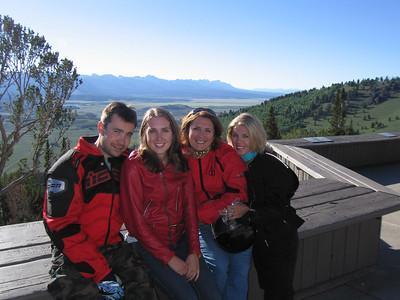 Janit Karrys, sister, Chase & niece