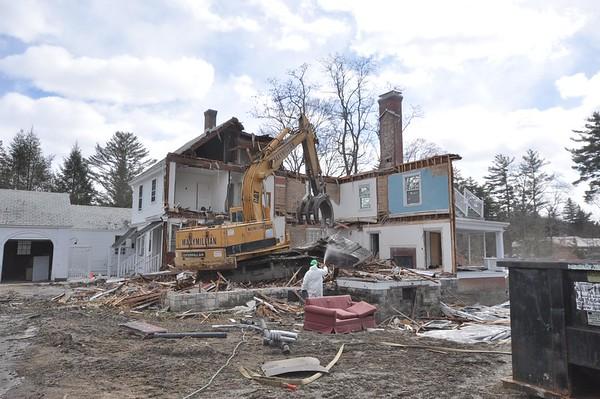 Harper House Demolition-031815