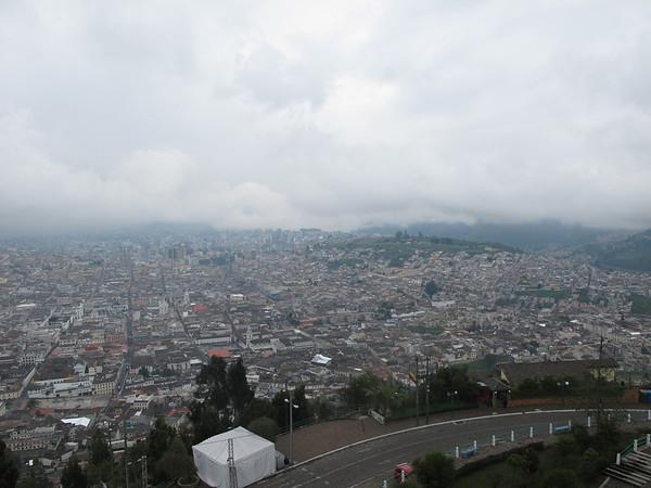 Ecuador Climbing Trip 2011