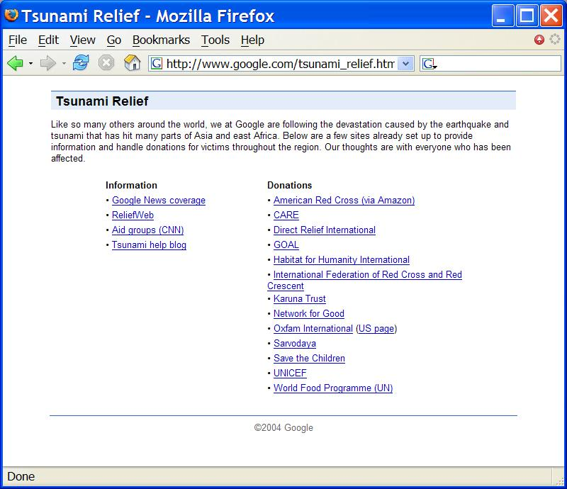 2004-12-30_Google_Page_For_Tsunami_Relief.JPG
