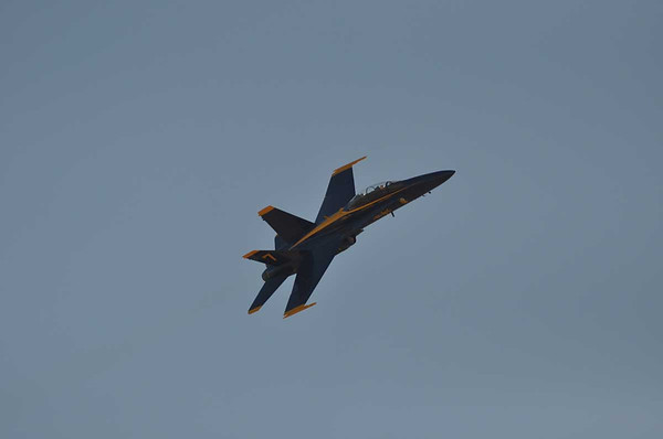 El Centro Desert Outing 2013 - Blue Angels