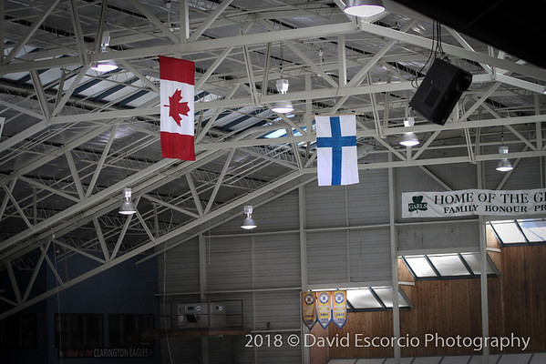 Dec 31, 2017 Rickard Arena Bowmanville
