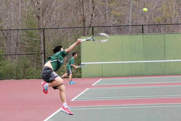Varsity Tennis vs. Tilton