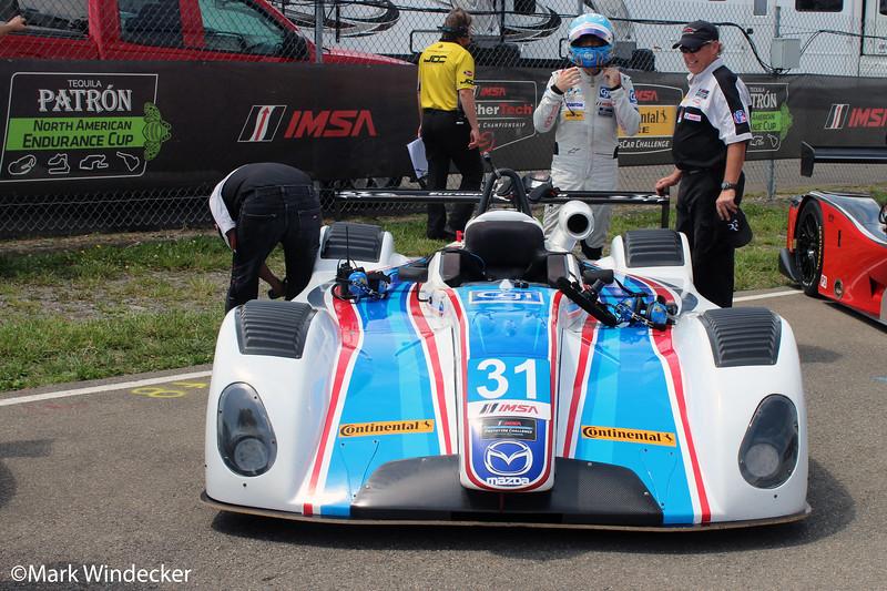 MPC  Michal Chlumecky Eurosport Racing
