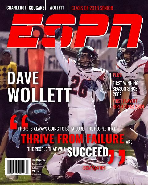 26 Dave Wollett