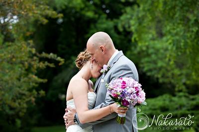 Jackie & Tim {wedding day}