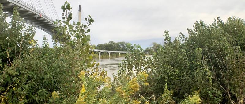 Sen. Bob Kerry Pedestrian Bridge
